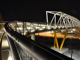 Burnaby Pedestrian Bridge