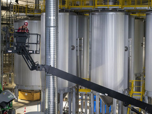 Molson Coors Fraser Valley Brewery