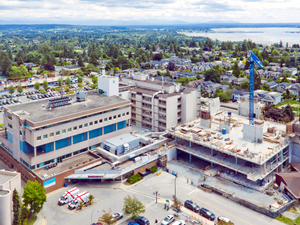Peace Arch Hospital Expansion