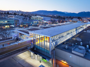 Commercial Broadway Station Upgrades