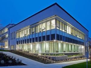 West Vancouver Public Services & Municipal Hall