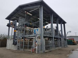 Seaspan Groundwater Treatment Plant