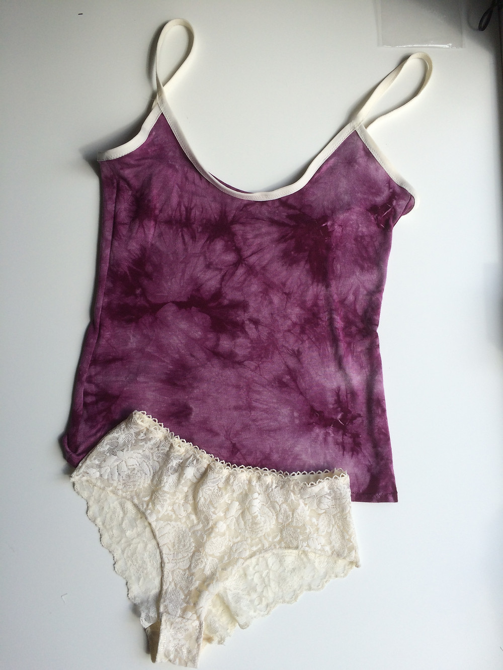 Winter Wild Rose Cami
