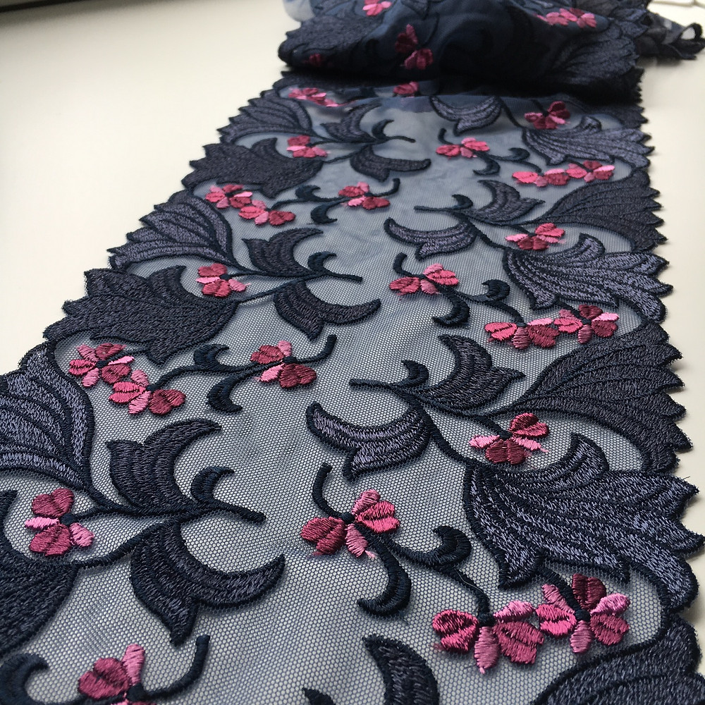 Lace for the next project