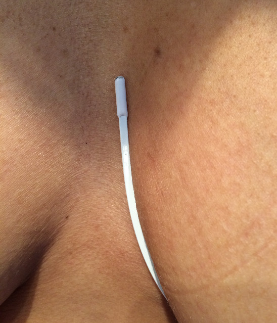 Well fitting underwire