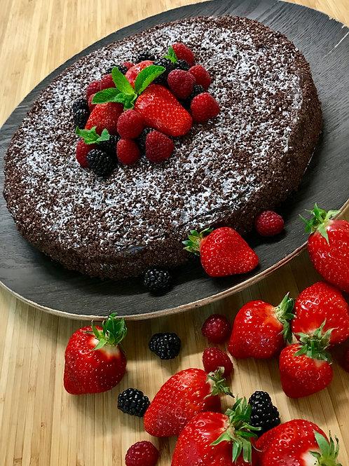 "Gâteau d'anniversaire ""Prestigio"" chocolat-coco (20 pers)"