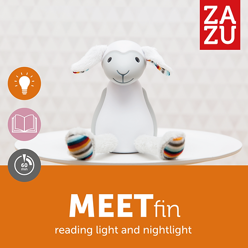 מנורת קריאה ומנורת לילה - FIN