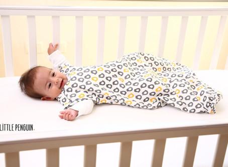 לישון כמו תינוק