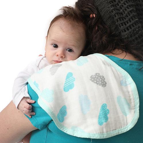 סינר טטרה לתינוק - עננים