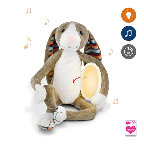 צעצוע לילה רך ומנגן - BO