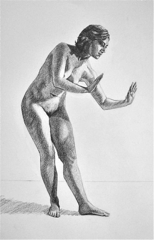Figure Study 6