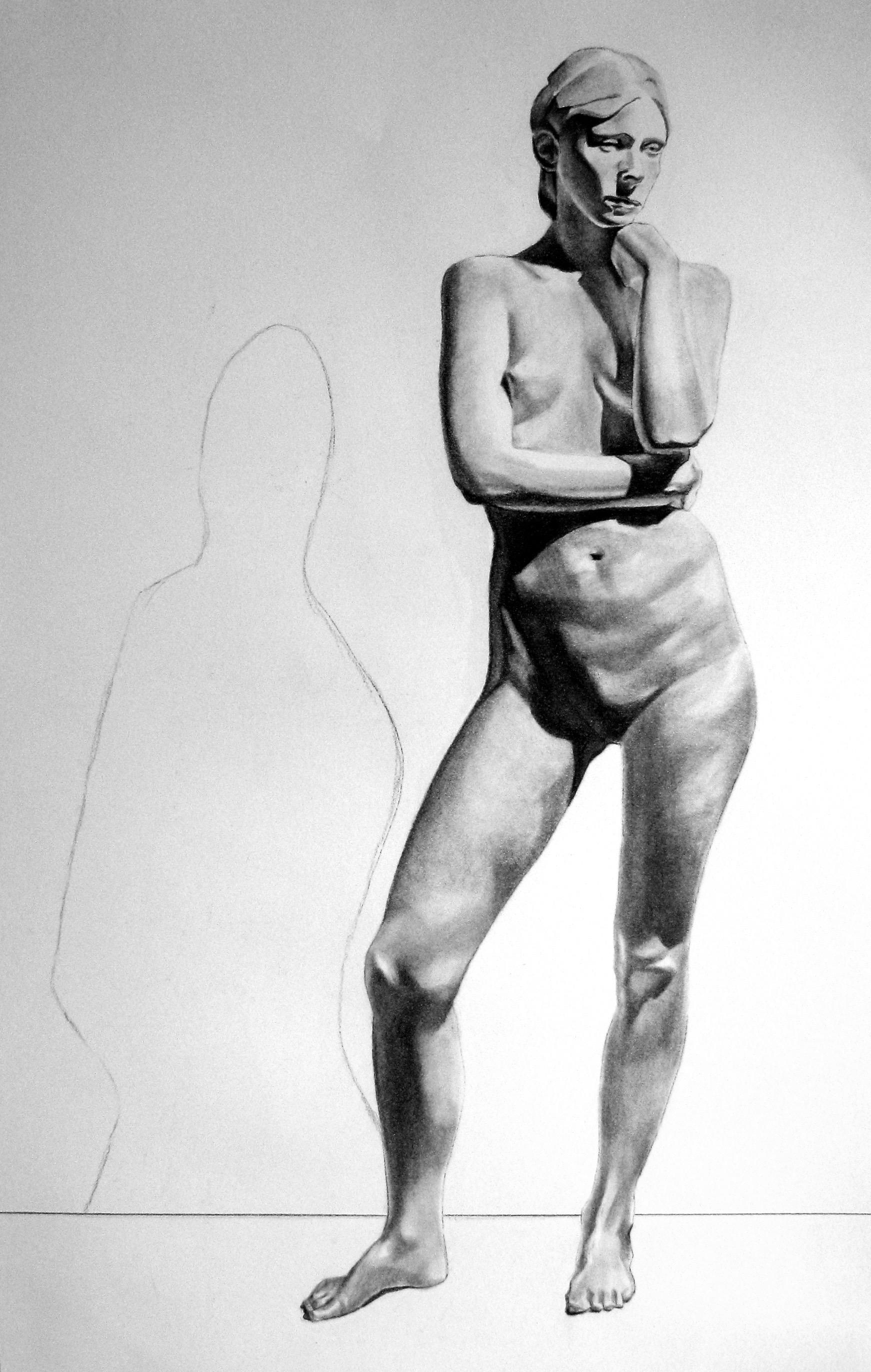 Figure Study 3