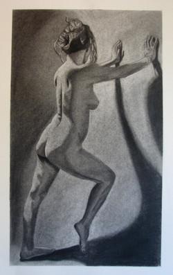 Figure Study 10