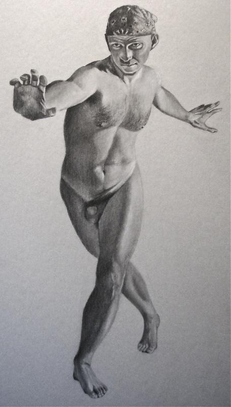 Figure Study 8