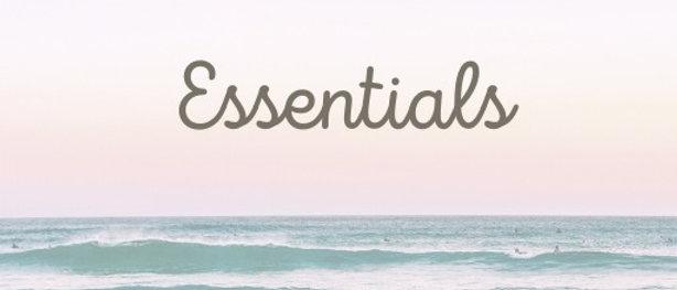Summer Essentials ebook