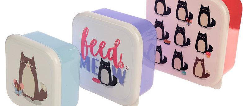 Bewaardoos 'Feline Fine' met valeriaan of kattenkruid