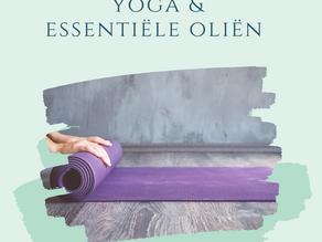 Yoga & essentiële oliën
