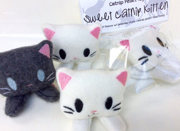 Sweet Catnip Kitten