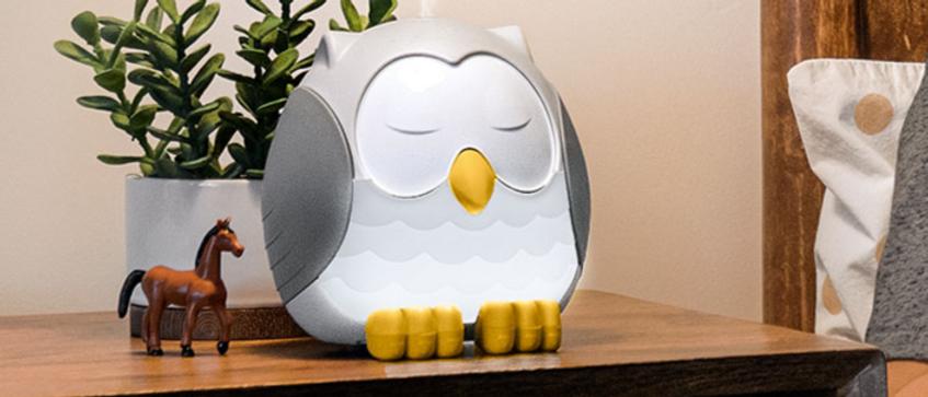 Feather The Owl Ultrasonic Diffuser EU plug