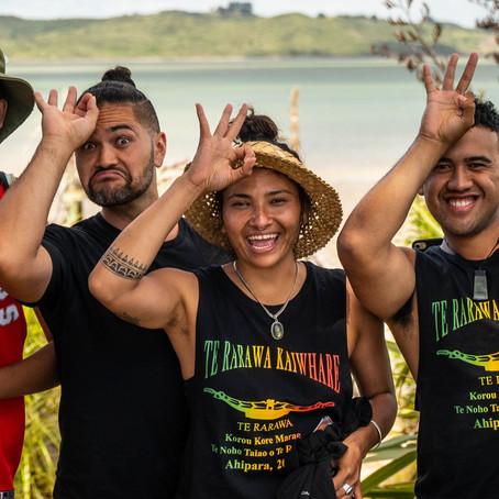 Te Noho Taiao ki Te Rarawa 2020 | Korou Kore Marae Ahipara
