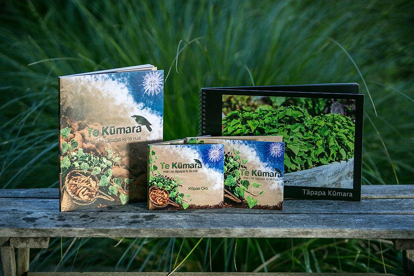 Ngā Rauemi Kūmara - Kūmara Resource Suite