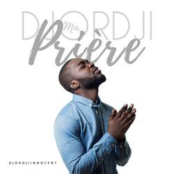 DJORDJI COVER ALBUM MA PRIERE
