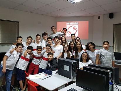 Equipe Projeto Radar 2018