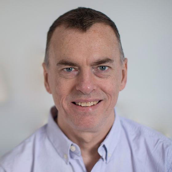 Tim Synge - Psychotherapist
