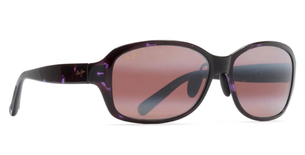 Maui Jim Lentes de Sol Polarizados Koki Beach Carey Púrpura