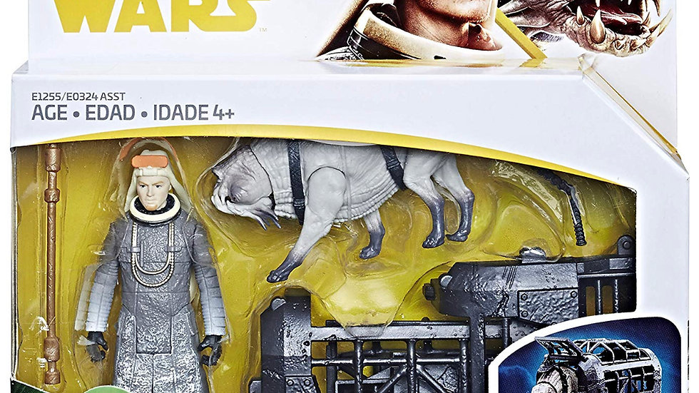 Star Wars Rebolt and Corellian Hound - Force Link 2.0 Action Figures