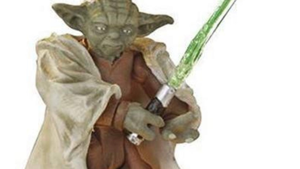 Yoda (Firing Cannon!) from Star Wars - Revenge of the Sith Collection 1