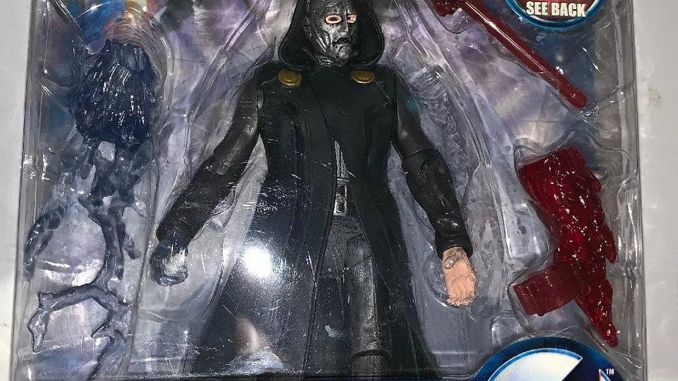 """Toy Biz Fantastic 4 Electric Power Dr. Doom Action Figure Lightning Bolt 6"""""""