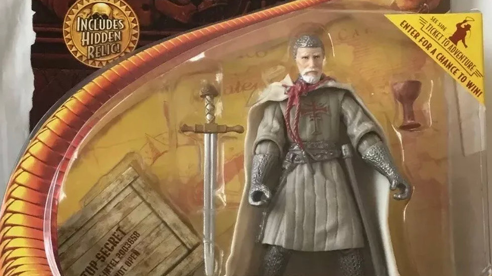 Indiana Jones 3 3/4 Inch - Grail Knight - Last Crusade