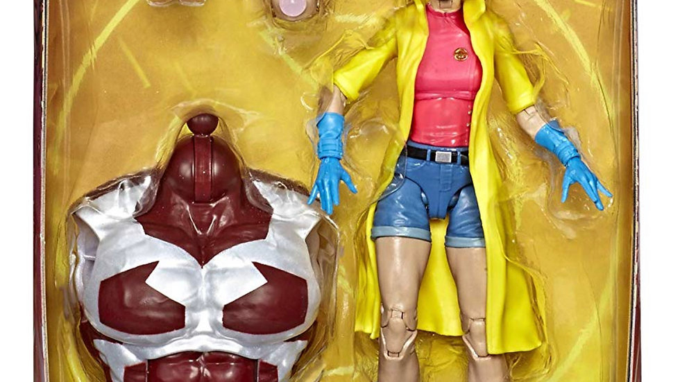 """Hasbro Marvel legends Jubilee 6"""" action figure"""