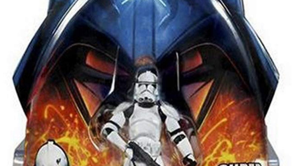 Star Wars - Revenge of the Sith Clone Trooper (Super Articulated) Collection 1 A