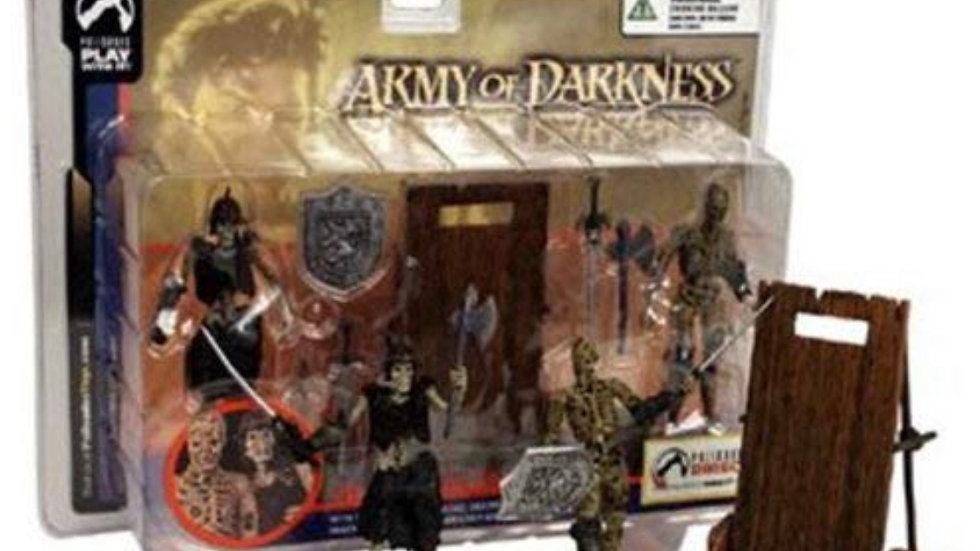 Army of Darkness Deadite Army Builder Pack Action Figure