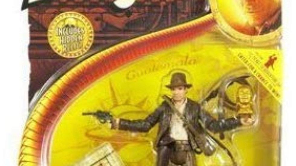 "Indiana Jones Hasbro Figure Raiders of the lost ark 3 3/4"" Action Figure"