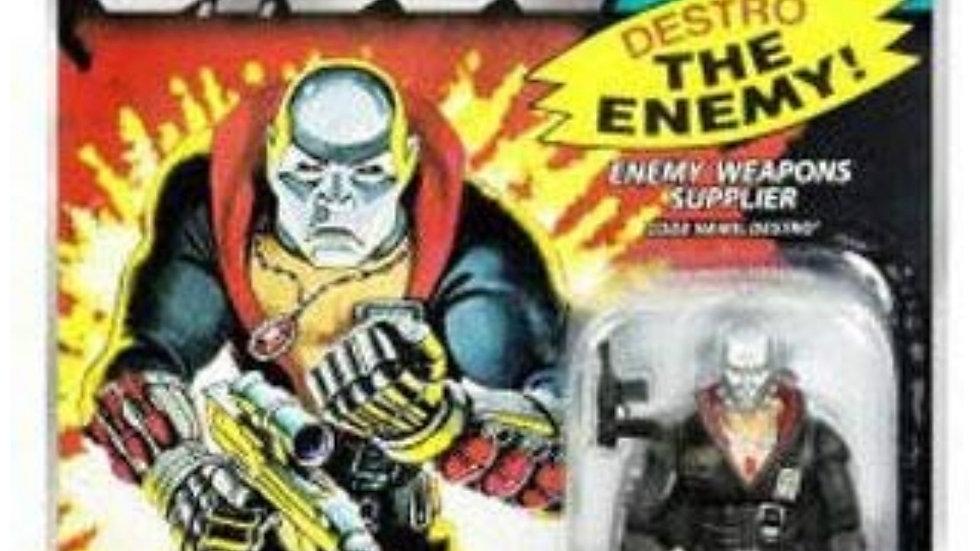"""G.I. Joe 25th Anniversary: Destro 3 3/4""""  Inch Cobra Actio"""