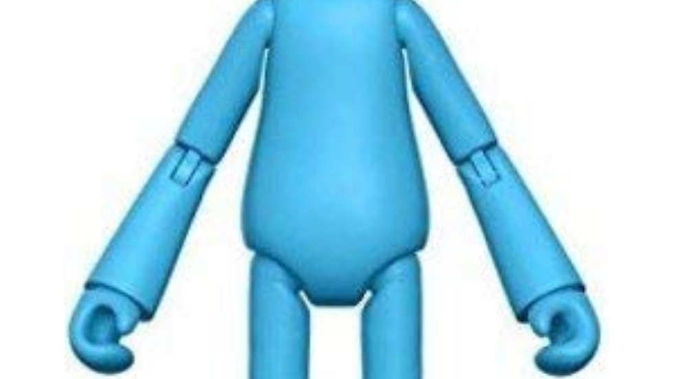 """Funko 5"""" Articulated Rick and Morty Meeseeks Action Figure"""