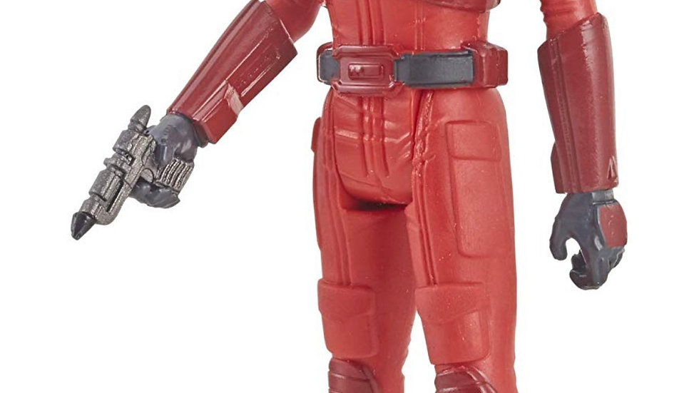 "Star Wars Kreeg Resistance Animated Series 3 3/4"" inch Major Vonreg Figure"