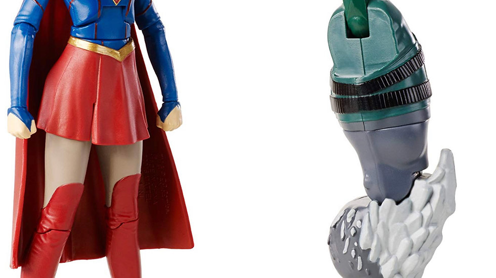 "Mattel DC multiverse Supergirl 6"" Action Figure"