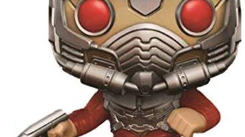 Funko POP! Movies: Marvel Guardians of the Galaxy 2 3.75 inch Vinyl Figure - Sta