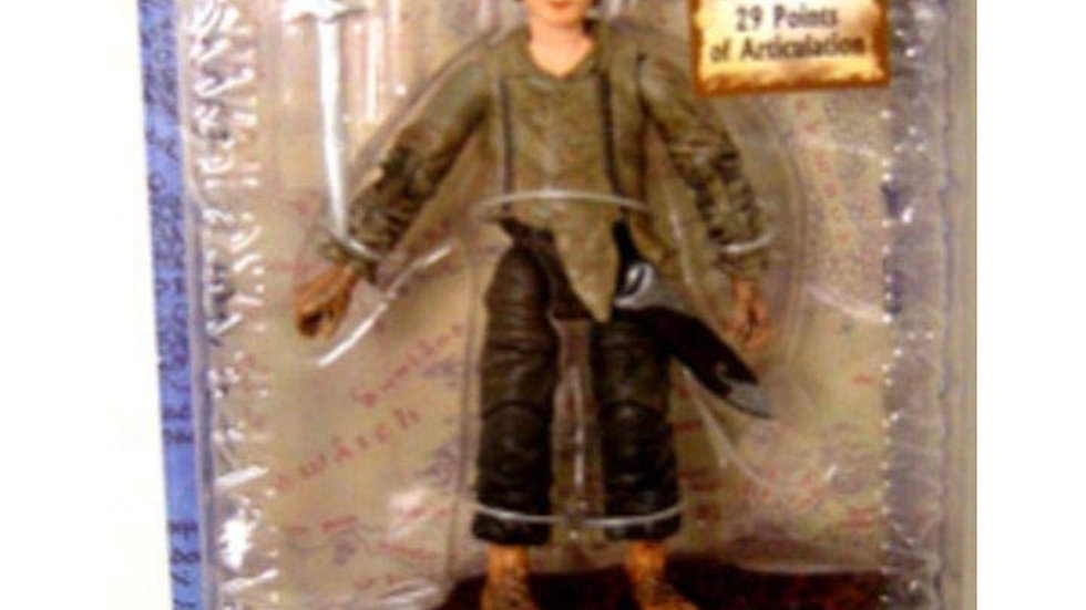 Lord Of The Rings Return of the King Collectors Series Action Figure Mount Doom