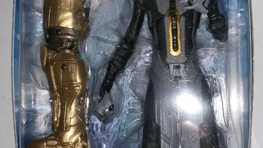 "Avengers Hasbro Marvel Legends Series Endgame 6"" Ebony Maw Action Figure Thanos"