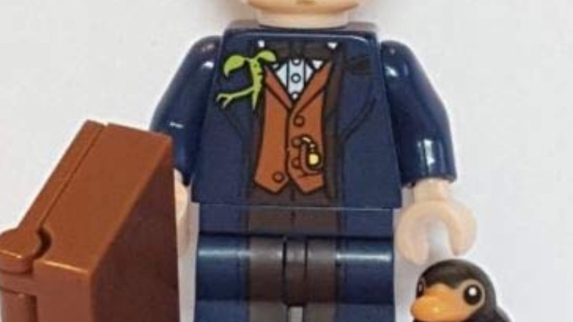Lego - Harry Potter & Fantastic Beasts - Newt Scamander