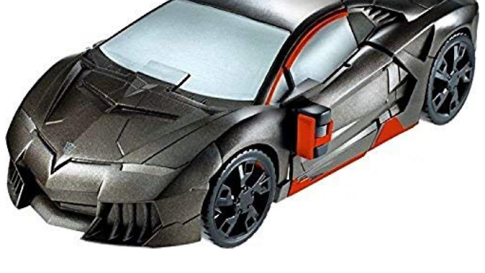 Transformers: The Last Knight Autobots Unite 11-inch Flip & Change Autobot Hot R