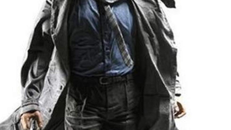 Sin City Series 1 Hartigan (color) Action Figure