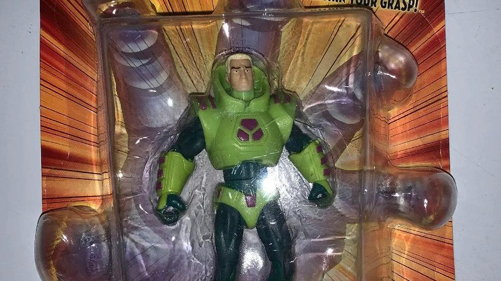 "DC Universe Infinite Heroes Crisis Lexcorp Trooper Series 1 Figure 40 DC 3 3/4"""