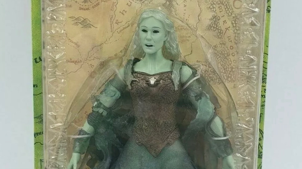 Lord Of The Rings Fellowship Of The Ring Collectors Series Action Figure Galadri