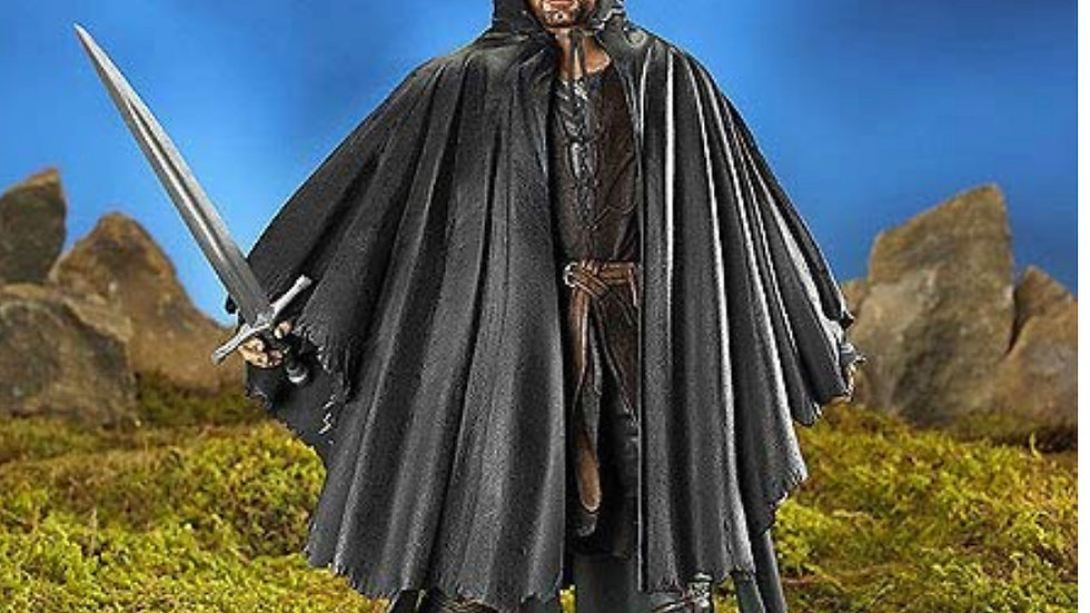Lord of the Rings Fellowship of the Ring Action Figure SuperPoseable Strider